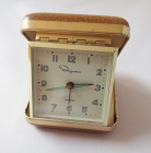 Vintage travel clock just like my parents used to have!