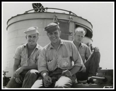 hunky-sailors