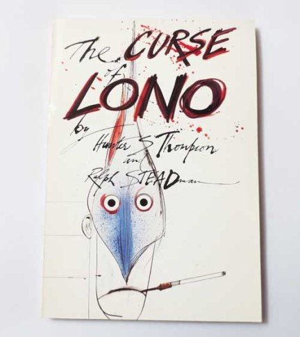 The curse of lono first edition