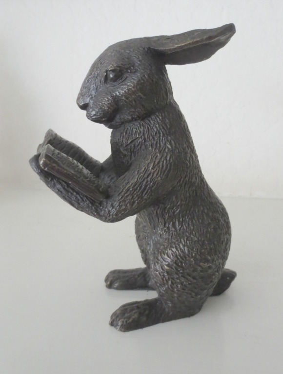 bronze-rabbit