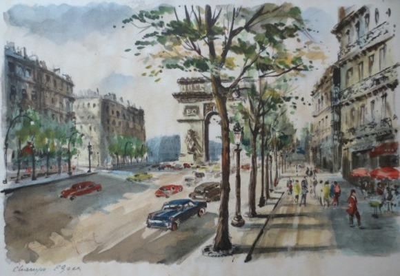Paris-1950s