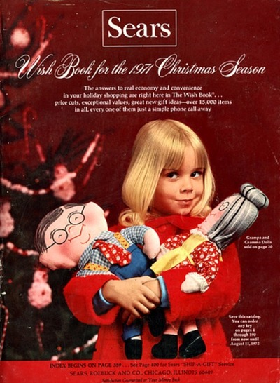 1971 wish book
