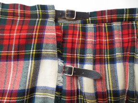 plaid-kilt
