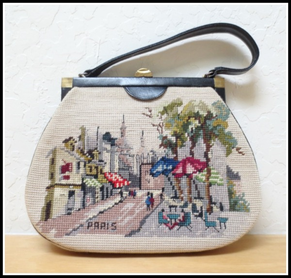 Paris-handbag