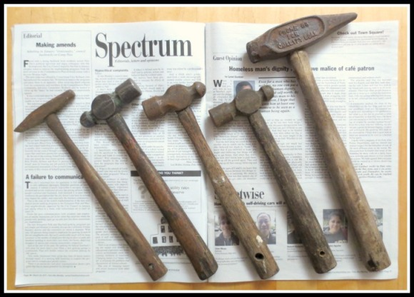 rusty-hammers