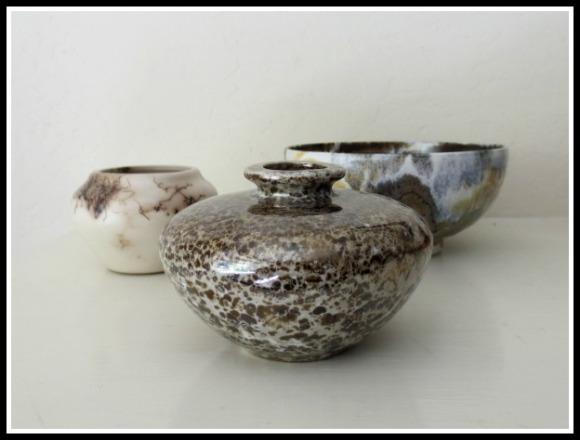 vase-brown