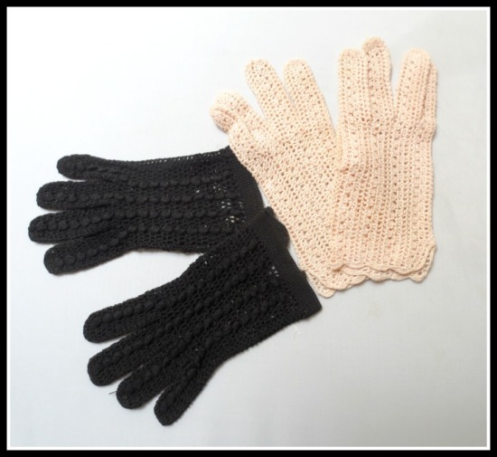 crochet-gloves