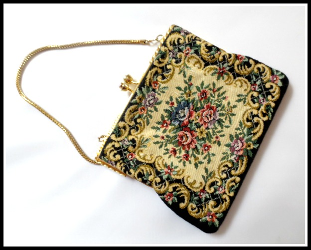 tapestry-purse