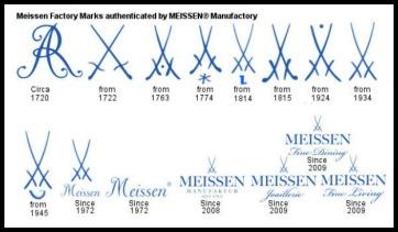 Meissen-Porcelain-Factory-Cobalt-Blue-Marks