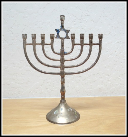 metal-menorah