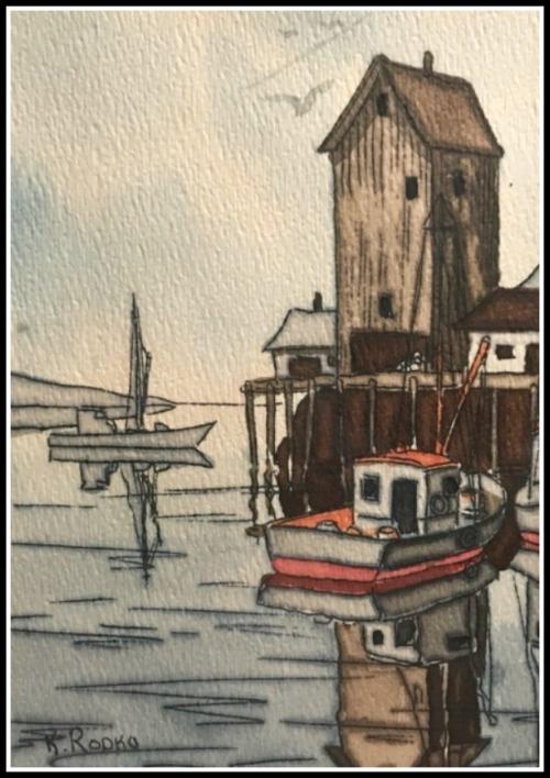 Rodko-painting