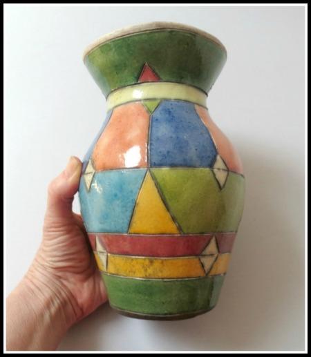 tribal-vase