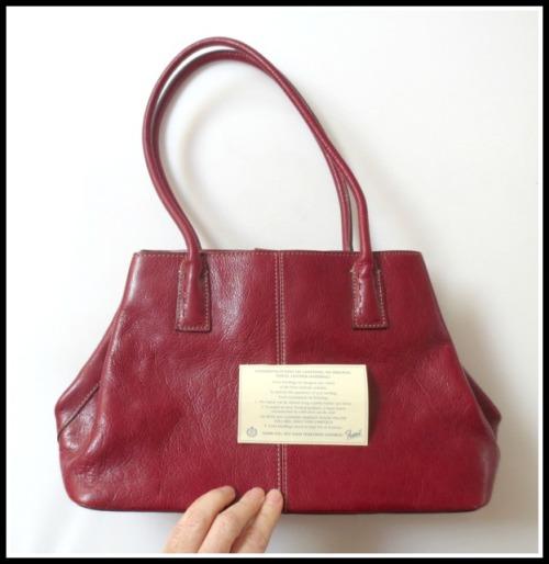 fossil-purse