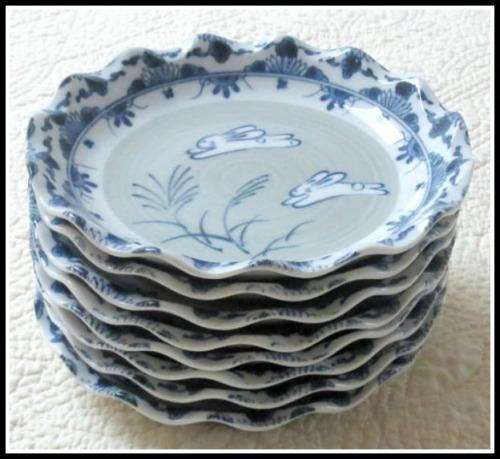 lucky-rabbit-plates
