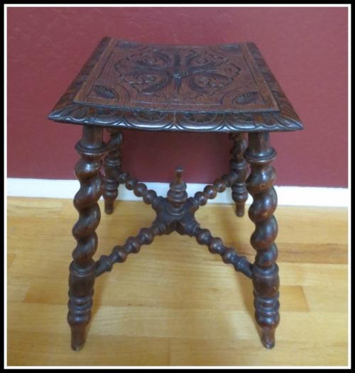 English-stool