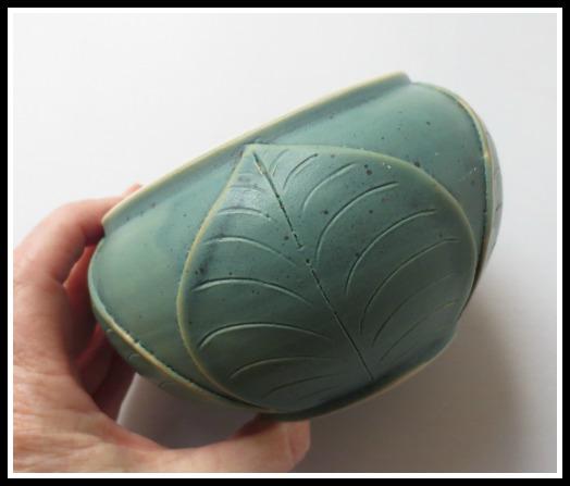 leaf-bowl