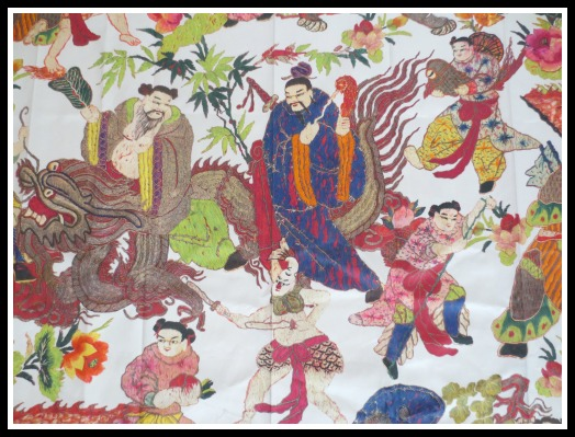 pagoda-fabric